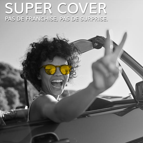SuperCover : Eliminez la franchise
