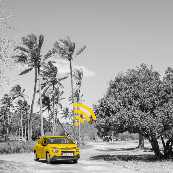 Hertz Mobile WiFi